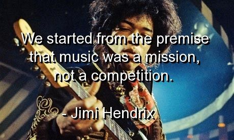 Thirty Roses Jimi Hendrix Quotes Sayings Music Quote Celebrity